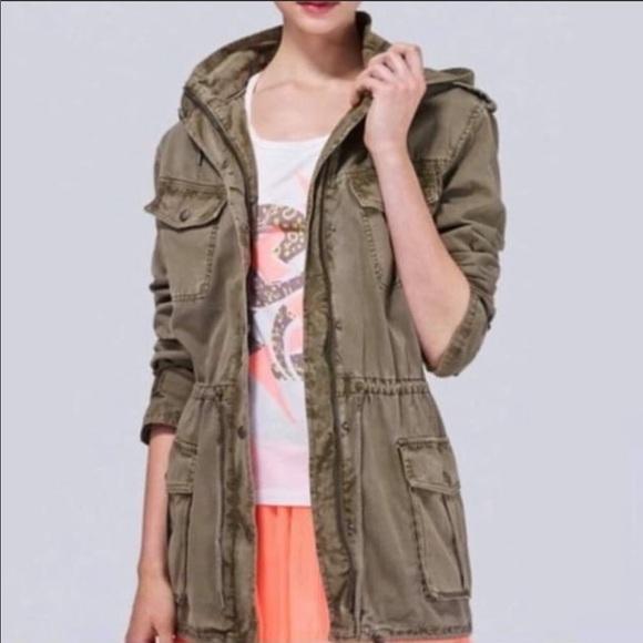 Talula 'Trooper' Utility Jacket